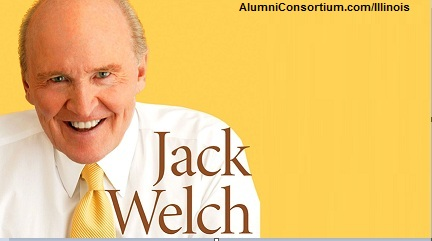 Alumnus Jack Welch, former General Electric CEO and chairman, dies at 84